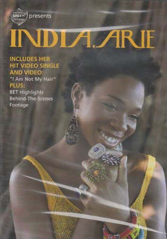 India Arie DVD Movie