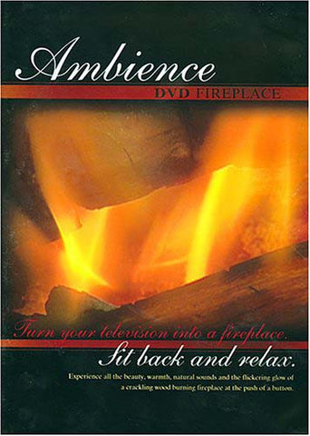 Ambience DVD Fireplace DVD Movie