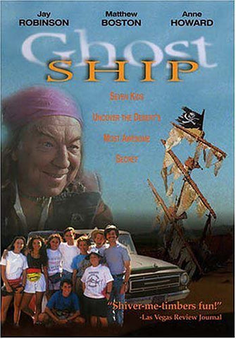Ghost Ship (Matthew Boston) DVD Movie