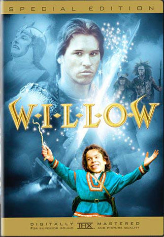 Willow (Special Edition) DVD Movie