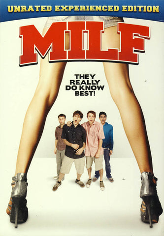 Milf (Unrated Experienced Edition) DVD Movie