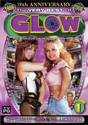 The Very Best of GLOW - Gorgeous Ladies of Wrestling - Vol. 1 (20th Anniversary) DVD Movie
