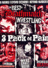 Best of Deathmatch Wrestling (Vol. - 2, 5 And 6) (Boxset) DVD Movie
