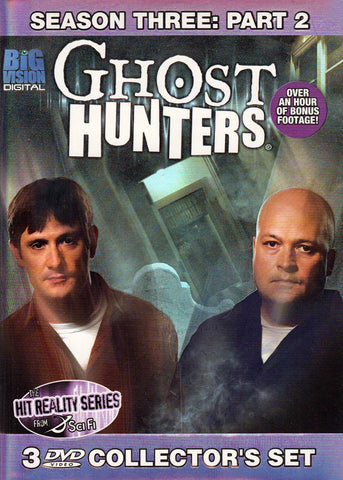 Ghost Hunters - Season Three (3) - Part 2 (Boxset) DVD Movie