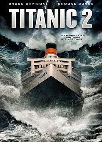 Titanic II (2) DVD Movie