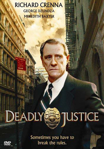 Deadly Justice DVD Movie