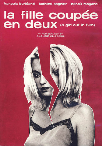 La fille Coupee en Deux (The Girl Cut in Two) DVD Movie