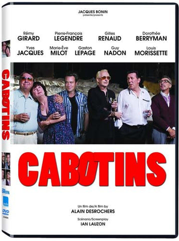 Cabotins DVD Movie