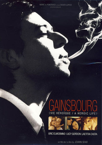 Gainsbourg - Vie Heroique DVD Movie