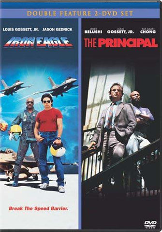 Iron Eagle/The Principal (Double Feature) DVD Movie