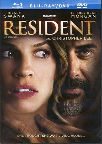The Resident (Bilingual) (Blu-ray/DVD Combo) (Blu-ray) BLU-RAY Movie