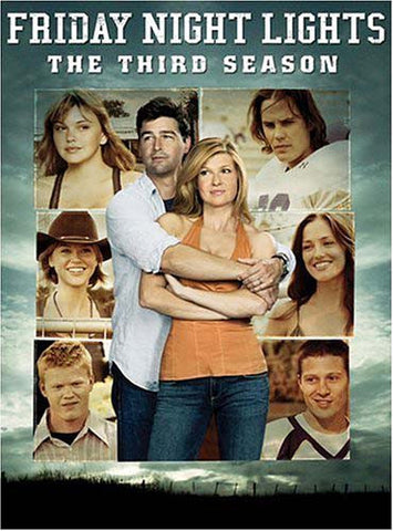 Friday Night Lights - The Third Season (3rd) (Boxset) DVD Movie