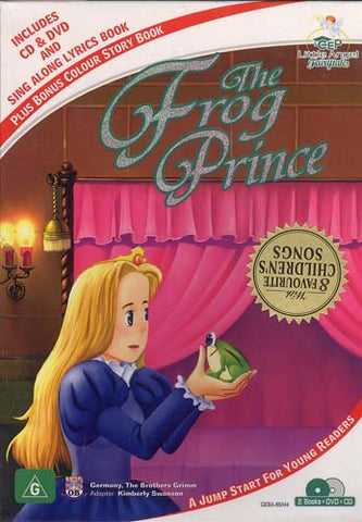 The Frog Prince (Boxset) DVD Movie