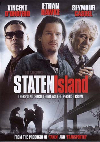 Staten Island DVD Movie