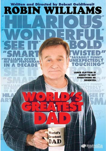 World's Greatest Dad DVD Movie