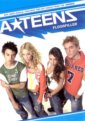 A*Teens - Floorfiller DVD Movie