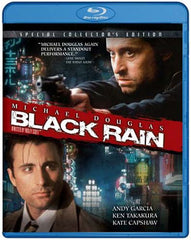 Black Rain (Special Collector's Edition) (Blu-ray)