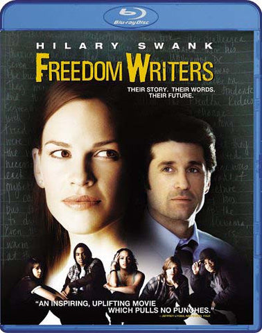 Freedom Writers (Blu-ray) BLU-RAY Movie