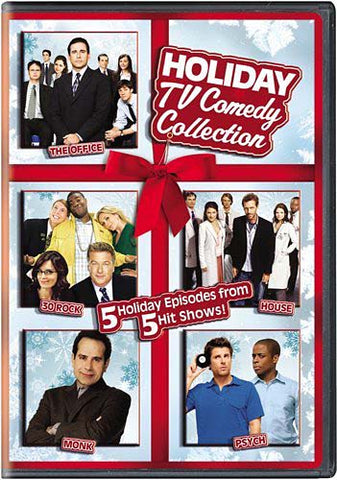 Holiday TV Comedy Collection DVD Movie