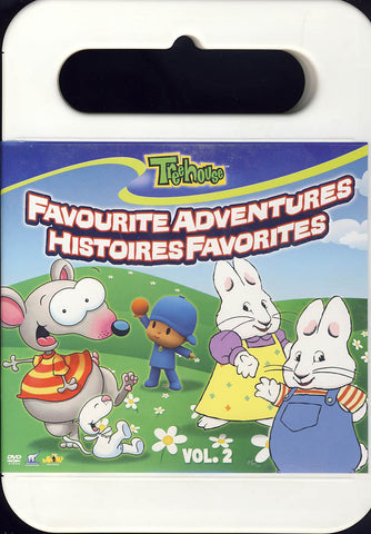 Treehouse - Favourite Adventures Vol.2 DVD Movie