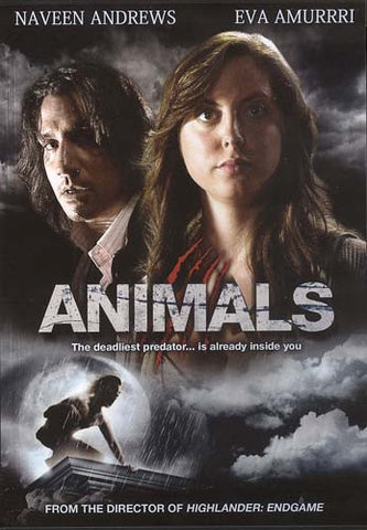 Animals DVD Movie