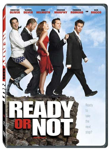 Ready Or Not DVD Movie