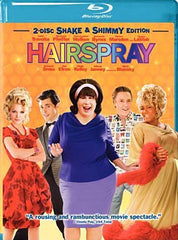 Hairspray (Two-Disc Shake And Shimmy Edition) (Blu-ray)