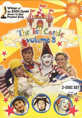 The Toy Castle - Volume 3 DVD Movie