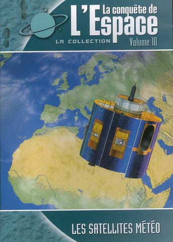 La Conquete De L' Espace - Les Satellites Meteo (Vol. 10) DVD Movie