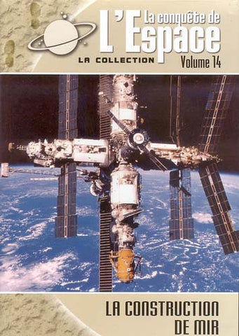 La Conquete De L' Espace - La Construction De Mir (Vol. 14) DVD Movie