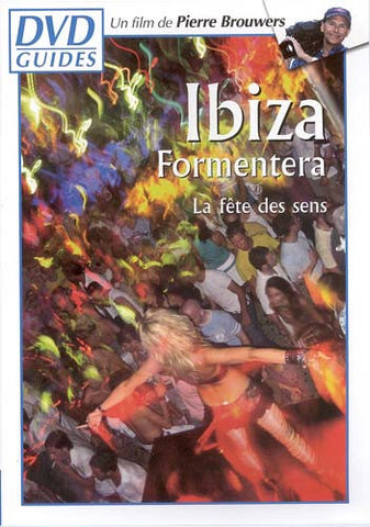 DVD Guides - Ibiza-Formentera (French Version) DVD Movie