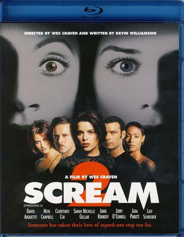 Scream 2 (Blu-ray) BLU-RAY Movie