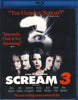 Scream 3 (Blu-ray) BLU-RAY Movie