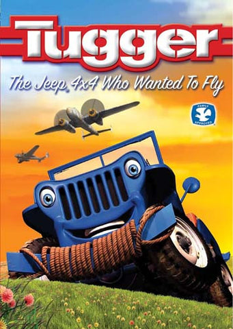 Tugger - The Jeep 4x4 Who Wanted to Fly DVD Movie