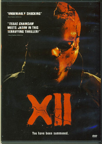 XII DVD Movie