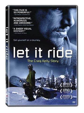 Let It Ride DVD Movie