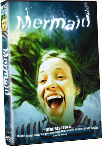 Mermaid DVD Movie