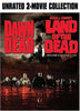 Dawn of the Dead / George A. Romero's Land of the Dead (Unrated 2-Movie Collection) DVD Movie