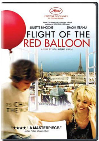 Flight of the Red Balloon DVD Movie