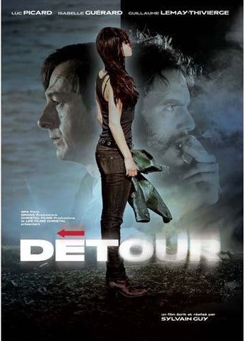 Detour (Luc Picard) DVD Movie
