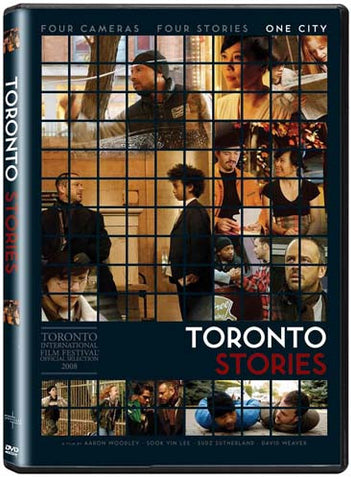 Toronto Stories DVD Movie