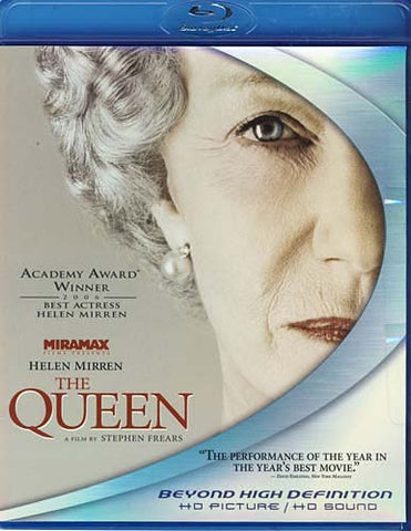 The Queen (Blu-ray) BLU-RAY Movie