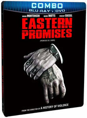 Eastern Promises (Combo Blu-ray/DVD Steelbook Case) (Blu-ray)