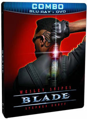 Blade (Combo Blu-ray + DVD Steelbook Case) (Blu-ray)