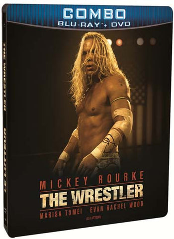 The Wrestler (Combo Blu-ray + DVD Steelbook Case) (Bilingual) (Blu-ray) BLU-RAY Movie