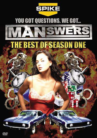 Manswers - The Best Of Season One DVD Movie