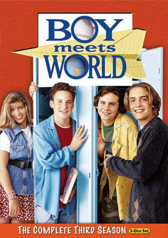 Boy Meets World - The Complete (3rd) Third Season (Boxset) DVD Movie