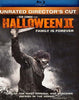 Halloween II - Unrated Director's Cut (Blu-ray) BLU-RAY Movie