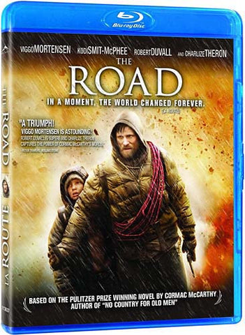 The Road (Bilingual) (Blu-ray) BLU-RAY Movie