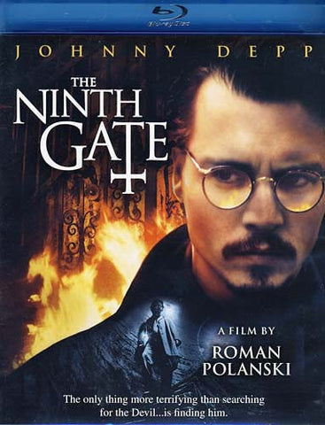The Ninth Gate (Blu-ray) BLU-RAY Movie
